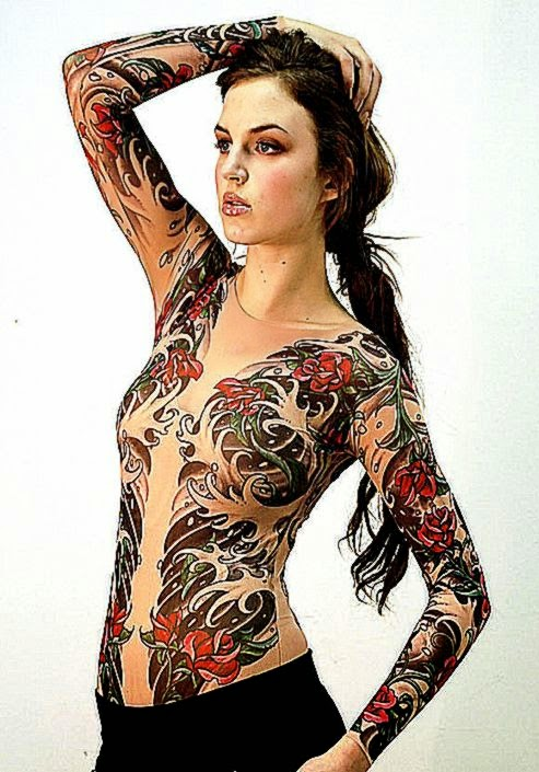 Tattoo Clothing by Wild Rose