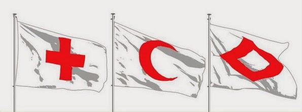 Những biểu tượng của Hội Hồng Thập Tự (Chữ Thập Đỏ)