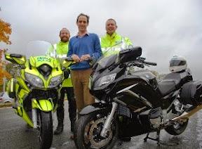 Police unleash unmarked bikes