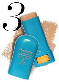Shiseido UV Protective Stick Foundation