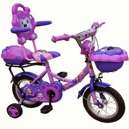 Xe đạp em bé Thái 12 2