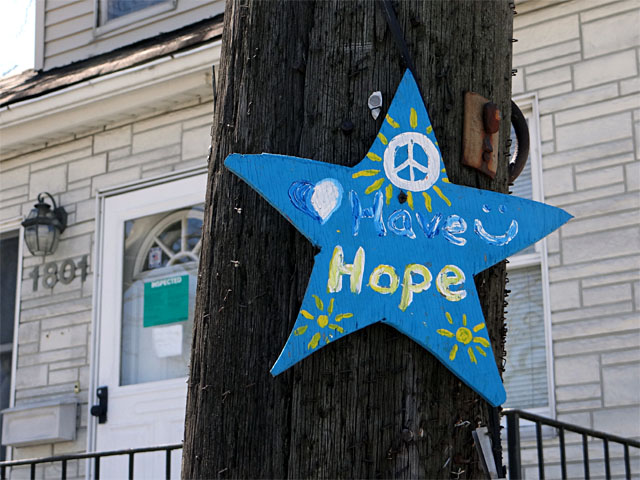 Have Hope; Broad Channel, NY