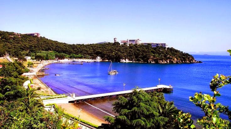 Istanbul Heybeliada Butik Otelleri ve K���k Otelleri