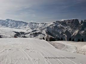 na zdjęciu region Alpe di Siusu