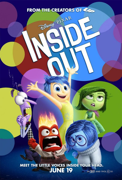 Del revés Inside Out (2015)
