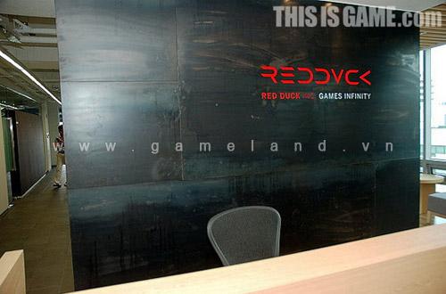 """""""Đột kích"""" trụ sở của Red Duck tại Hàn Quốc 3"""