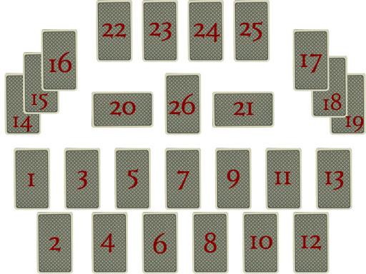 Greenwood Tarot Deck Image