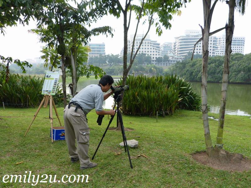 Putrajaya Wetland Park