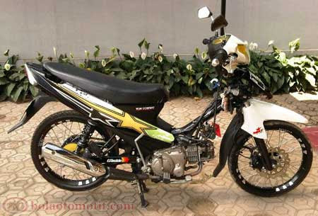 Motor Vega zr Modifikasi Modifikasi Yamaha Vega zr