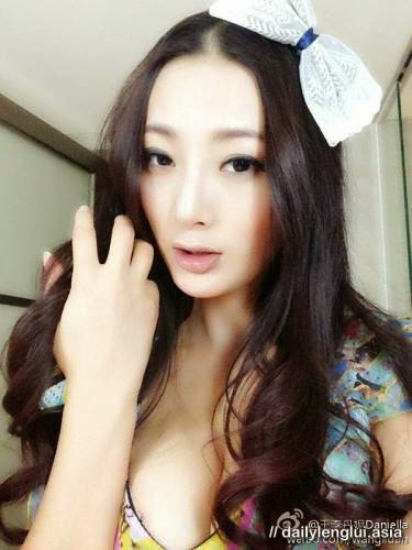 Daniella Wang Li Dan From Henan China