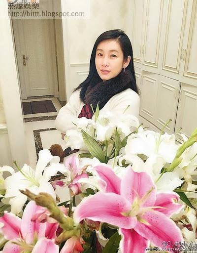 當了媽媽的秦海璐,表示今年春節特別忙。(資料圖片)