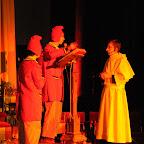 Seligsprechung Petrus-Adrian Toulorge OPraem - Theaterstück - Complet - Kathedrale Coutances - 28. April 2012