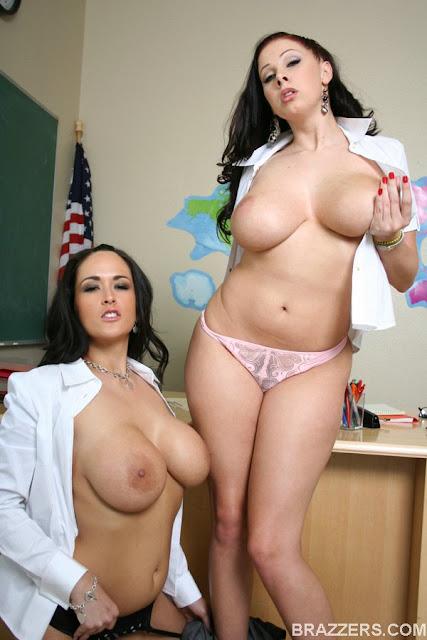 At school мишель джианна big titts