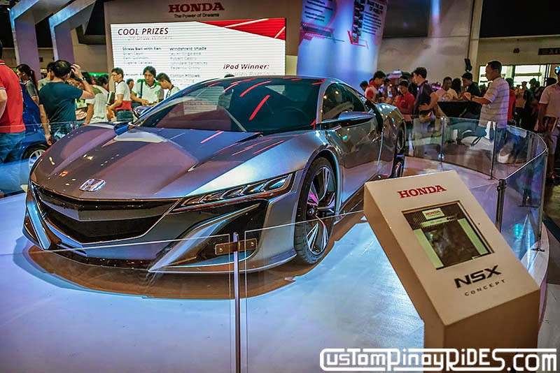 Honda NSX Concept Custom Pinoy Rides Car Photography Manila Philippines Philip Aragones pic1