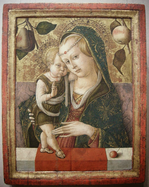 Carlo Crivelli - Madonna and Child