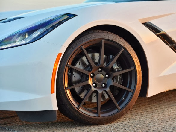 2014 Hennessey Chevrolet Corvette Stingray HPE500 - Wheel