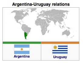Argentina - Uruguay Relations