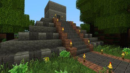 Lost Valley текстуры для Minecraft 1.9 и 1.8.1