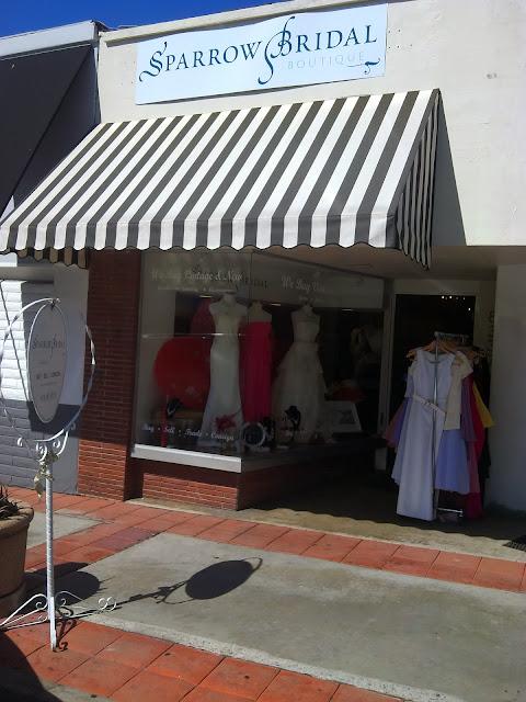 Bridal Shop La Mesa CA | Sparrow Bridal Boutique at 8332 La Mesa Blvd, La Mesa, CA
