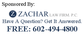 Ask A Phoenix Personal Injury Question.
