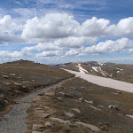 Winding along the ridgetops (86116)