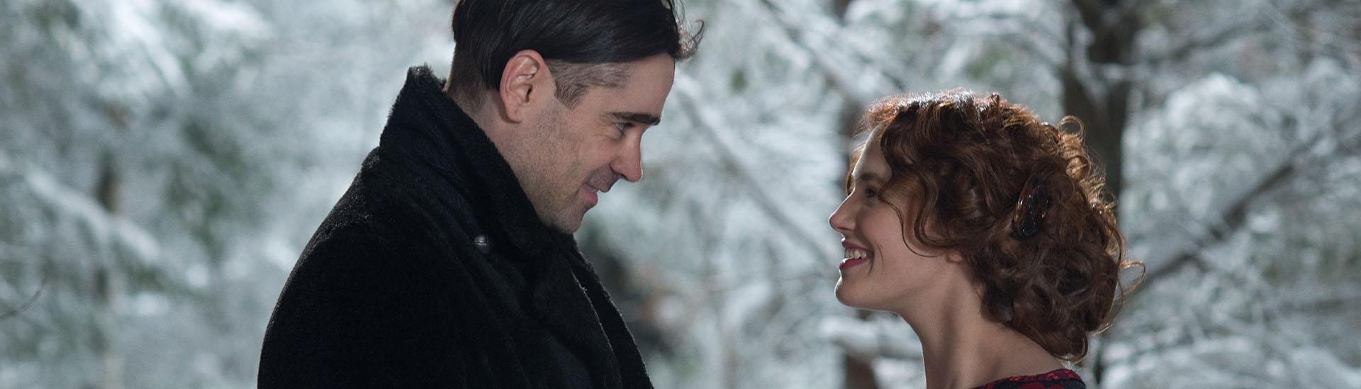 Baner filmu 'Zimowa Opowieść'