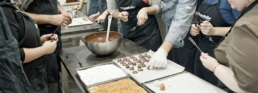 Bruselas Valonia: elaborando chocolates y bombones
