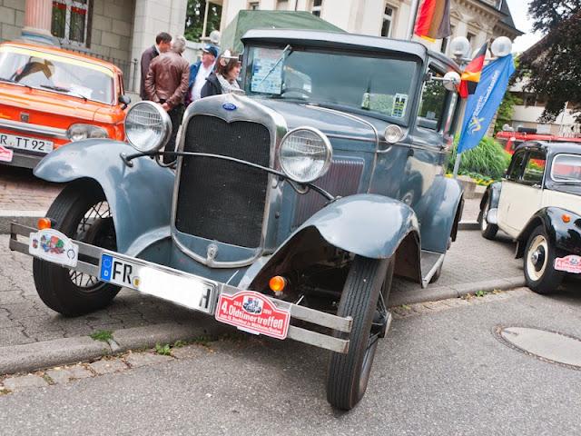 Ford AF Sedan
