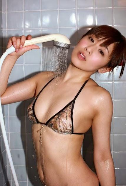 陽光清純美少女 競賽高衩泳裝 遠野千夏 [25P]