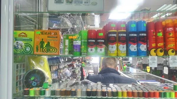 продавец рыболовного магазина спб