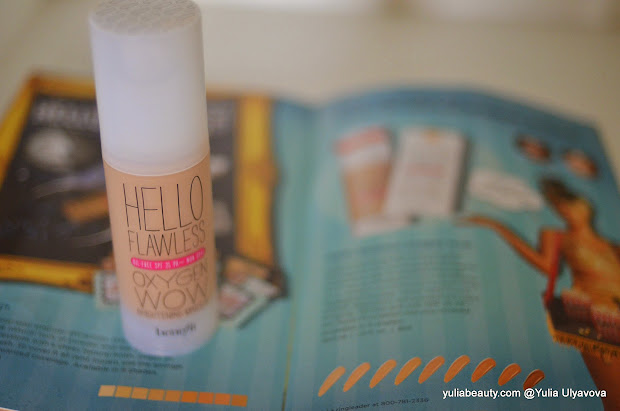 Hello Flawless oxygen wow spf 25 by Benefit