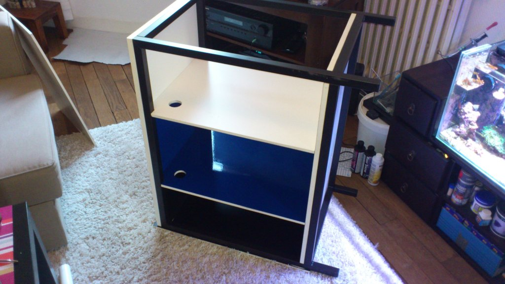 tutoriel meuble diy pour aquarium 80 45 40 1 3 francenanorecif francenanorecif. Black Bedroom Furniture Sets. Home Design Ideas