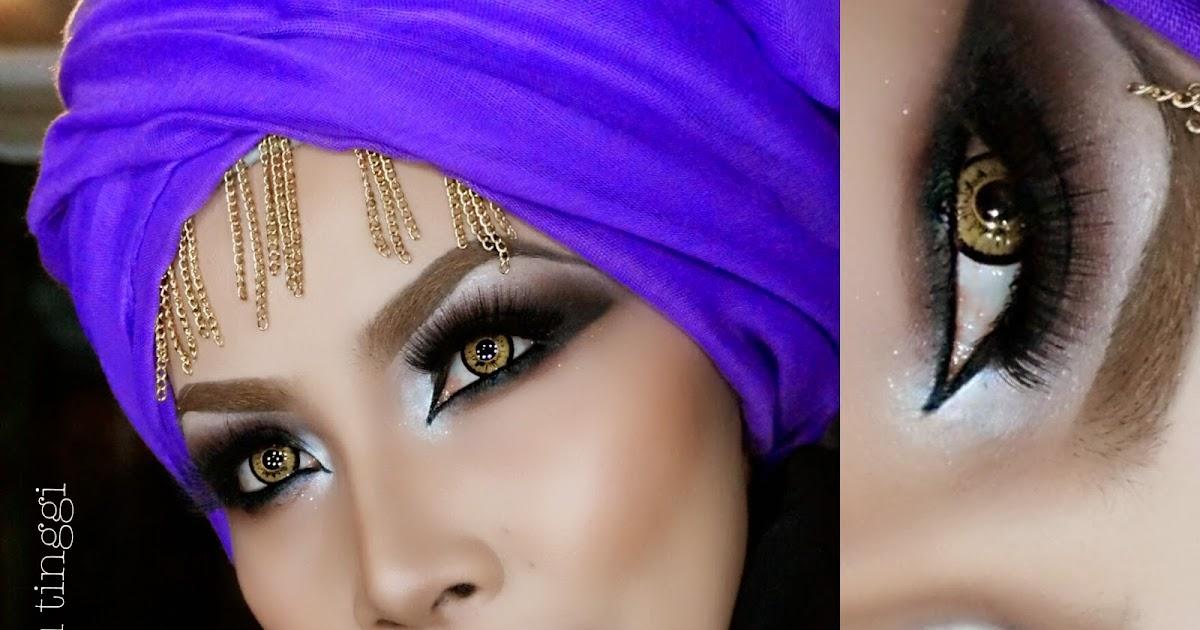 Yatie Sendayu Tinggi: Night Make Up