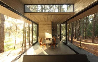 casa3 Casa Cher: Arsitektur Modern Yang Bersahabat Dengan Alam