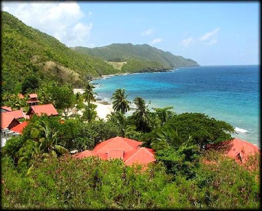 Carambola Beach Resort Beautiful Beach
