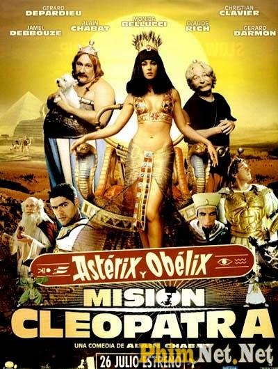 Phim Nhiệm Vụ Cleopatra - Asterix And Obelix Meet Cleopatra