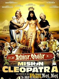 Nhiệm Vụ Cleopatra - Asterix And Obelix Meet Cleopatra - 2002