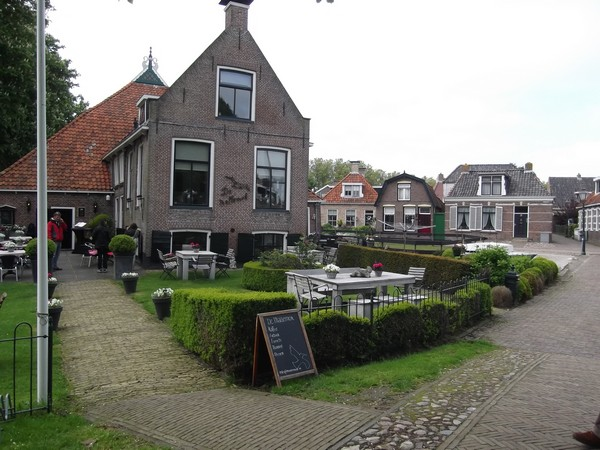 Il Mallemok, un tipico locale della Frisia