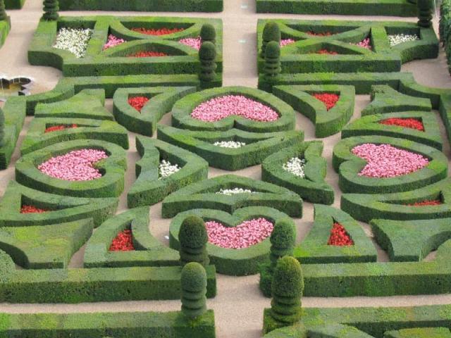 VIAJAR é alargar os nossos horizontes Os Jardins de Villandry
