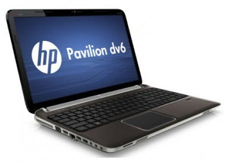 HP Pavilion DV6 6017TX, New HP Pavilion with Intel Core i7