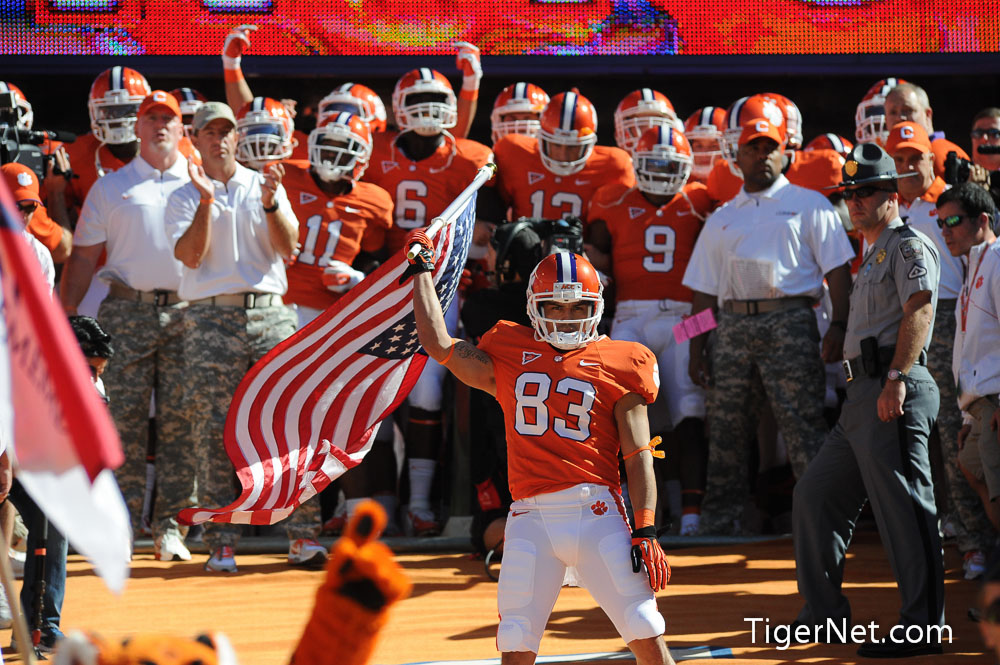 Clemson vs. Virginia Tech Photos - 2012, Daniel Rodriguez, Football, Virginia Tech