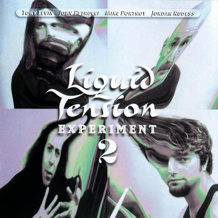 La destileria sonora: liquid tension experiment discografia.