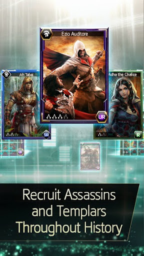 Assassin's Creed Memories v1.1 for iPhone/iPad