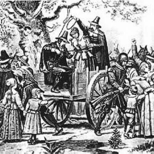Salem Witchcraft Trial