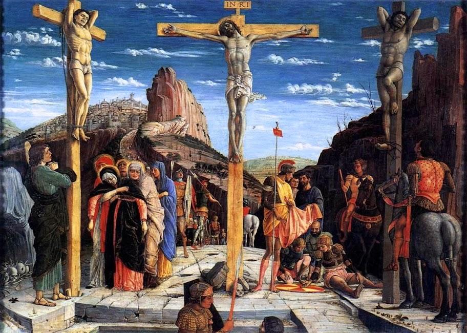 Andrea Mantegna - Crucifixion