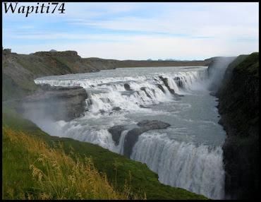 Un tour  d'Islande, au pays du feu... et des eaux. - Page 4 80-Gullfoss