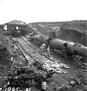 Abandoned Japanese Midget Submarines in America