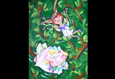 Garden Fairies.