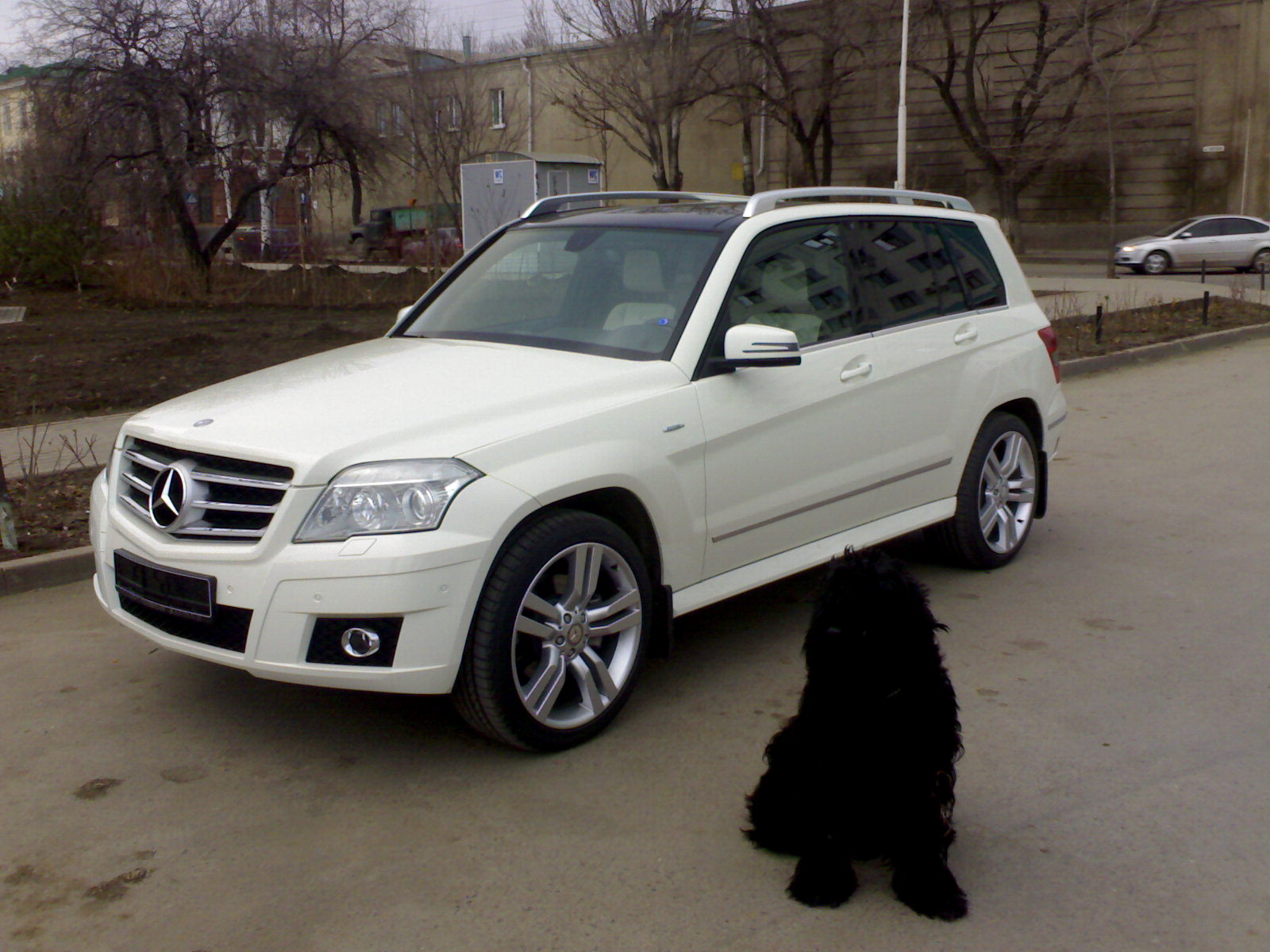 mercedes benz glk 280 4matic x204 benztuning. Black Bedroom Furniture Sets. Home Design Ideas