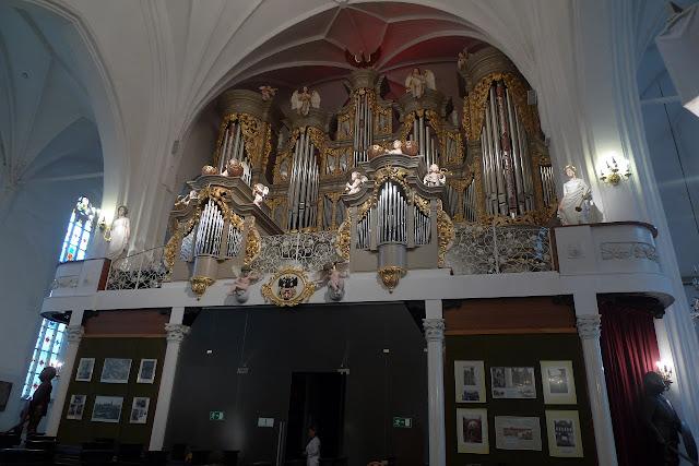 Остов Кнайпхоф, кафедральный собор Кёнигсберга